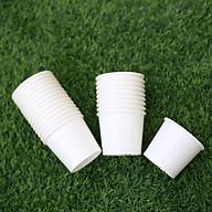 50 Ly giấy uống nước 1 lần 6oz 165ml, dùng để ở các bình nước công cộng hoặc dùng đựng sản phẩm dùng thử thumbnail