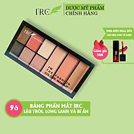 Phấn mắt IRC Makeup Palette 9 gam màu thời thượng, lâu trôi thumbnail