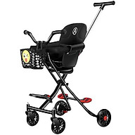 Xe đẩy em bé gấp gọn - Xe đẩy 2 chiều cho trẻ - Xe đẩy đu lịch gấp gọn - Xe đẩy - Hàng Nhập Khẩu thumbnail