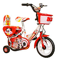 Xe đạp trẻ em Nhựa Chợ Lớn K85 - K86 - K87 - K89 - K90 thumbnail