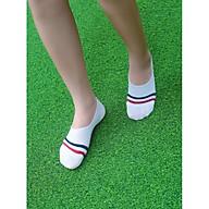 Tất vớ Nữ cao cấp, nhập khẩu Hàn Quốc thương hiệu KIKIYA SOCKS - Rainbow socks W-N-002 thumbnail