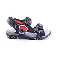 Dép Quai Hậu Cho Bé Trai Đi Học Thời Trang Cao Cấp Crown Space UK Active Sandal CRUK533 Da Nhẹ Êm Thoáng Khí Thấm Hút Mồ Hôi Cho Trẻ Size từ 26-35 2-14 Tuổi thumbnail