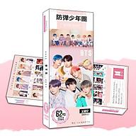 Bookmark BTS Map of the Soul Persona 62pcs mới thumbnail