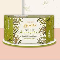 Xà Bông thảo mộc Ing On Herbal Thái Lan - Dưỡng ẩm, khử mùi, trắng da thumbnail