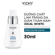 Tinh Chất Dưỡng Trắng Da Và Giảm Thâm Nám 7 Tác Dụng Vichy Ideal White Meta Whitening Essence (30ml) Tặng Dưỡng Chất Giàu Khoáng Chất Mineral 89 (10ml) thumbnail