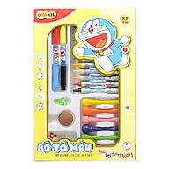 Bộ Tô Màu Colokit Doraemon ART-C02 DO thumbnail