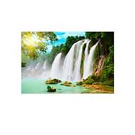 Tranh dán tường cửa sổ 3D Tranh trang trí 3D Tranh phong cảnh đẹp 3D T3DMN_T6_175 thumbnail