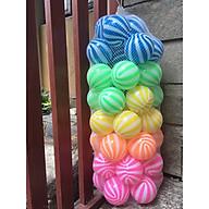 Túi 50 Quả Bóng Sọc Nhựa Cho Bé Vui Chơi thumbnail