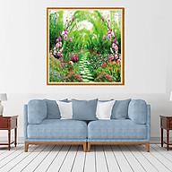 tranh phong cảnh treo phòng khách - TRANHPHONGTHUY CL5mm thumbnail