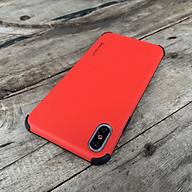 Ốp lưng chống sốc cao cấp dành cho iPhone XS MAX - Màu đỏ thumbnail