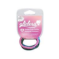 6 cột tóc đuôi ngựa Gliders Petit Úc màu sắc dễ thương, co giãn tốt, êm chân tóc thumbnail