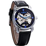 Đồng hồ cơ nam Winner H005M lộ máy - Fullbox chính hãng thumbnail