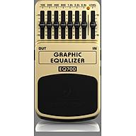 Behringer EQ700 - Guitar Stompboxes - Phơ cục - Ultimate 7-Band Graphic Equalizer-Hàng Chính Hãng thumbnail