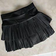 Chân Váy Nữ,Chân váy xếp ly 2 tầng siêu đẹp thumbnail