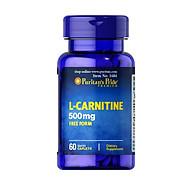Thực phẩm bảo vệ sức L-Carnitine 500 mg thumbnail