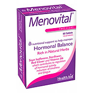 Thực Phẩm Chức Năng Healthaid Meno VitalL, tăng cường chức năng sinh lý nữ, cân bằng hormon nội tiết, làm đẹp da, chống lão hóa thumbnail