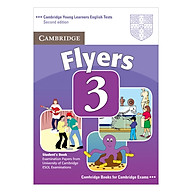 Cambridge Young Learner English Test Flyers 3 Student Book thumbnail