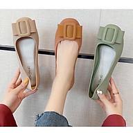 Giày búp bê nhựa thơm đi mưa siêu xinh thumbnail