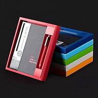 Xiaomi Youpin Fizz Office Business Hard Surface Notebook Set, dùng cho sổ tay văn phòng sinh viên, sổ tay gấp 360 , bút gel viết trơn, bộ quà tặng doanh nhân thumbnail