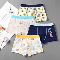 combo 4 quần lót cho bé trai - T1-10 thumbnail