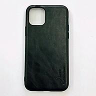 Ốp lưng cho iPhone 11 Pro Max (6.5) hiệu j-CASE Dawning Leather Tpu chống sốc - Hàng nhập khẩu thumbnail