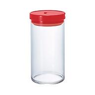 Bình chứa hạt cà phê Hario - Đỏ - Mã MCN-300R thumbnail