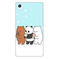 Ốp lưng dẻo cho Sony Z1 _Panda 03 thumbnail