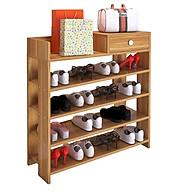 Tủ giày gỗ lắp ráp 5 tầng cao cấp thumbnail