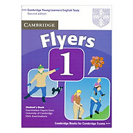 Cambridge Young Learner English Test Flyers 1 Student Book thumbnail
