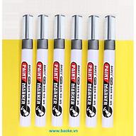 Hộp 6 cây bút sơn Baoke - MP560 màu bạc thumbnail