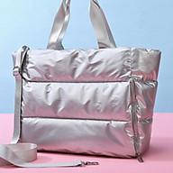 Women Sports Handbag Gym Duffle Travel Messenger Luggage Shoulder Bag thumbnail