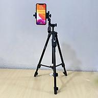 Chân đế tripod dùng cho điện thoại và máy ảnh Selfiecom TTX-6218 - Có Remote chụp ảnh và túi đựng tiện lợi - Hàng chính hãng thumbnail