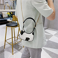 Personality hit color casual all-match one-shoulder armpit bag thumbnail