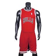 Bộ quần áo bóng rổ BULL vải mè cao cấp các màu thumbnail