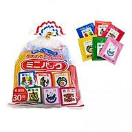 Gia vị rắc cơm 6 vị 30 gói, nội địa Nhật Bản thumbnail