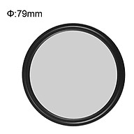 Ultra-Thin Cpl Waterproof Silver-Plated Green Film Mirror 77Mm thumbnail