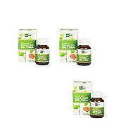Combo mua 2 tặng 1 Thực phẩm bảo vệ sức khỏe Nano Ginkgo Biloba OIC thumbnail