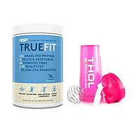 Thực phẩm bổ sung - RSP TrueFit 20 lần dùng - Bữa ăn thay thế thông minh - Đảm bảo đầy đủ chất dinh dưỡng mà các bữa ăn hàng ngày có thể thiếu - Hàng chính hãng - Tặng bình lắc THOL màu ngẫu nhiên thumbnail