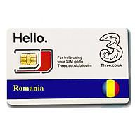 Sim du lịch Romania 4G tốc độ cao thumbnail