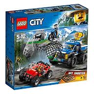 Cuộc Truy Đuổi Vượt Địa Hình LEGO City 60172 (297 Chi Tiết) thumbnail