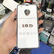 Tấm dán kính cường lực full màn hình 10D dành cho iPhone 11 Pro thumbnail