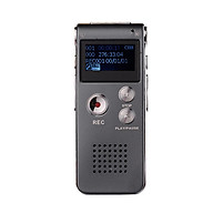 Voice Recorder Large Capacity USB Digital LCD Mp3 Player Audio Recorder for Meeting Class thumbnail