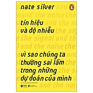 Sách - Tín Hiệu Và Độ Nhiễu (Tái Bản 2020) thumbnail