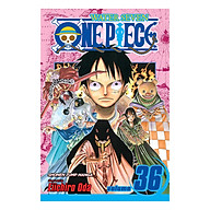 One Piece 36 - Tiếng Anh thumbnail