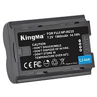 Pin Kingma cho Fujifilm NP-W235, Hàng chính hãng thumbnail