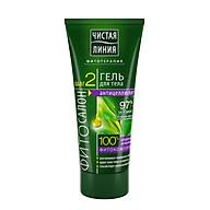 Gel chống nhăn và rạn da cơ thể Clean Line anti-cellulite body wash 200ml thumbnail