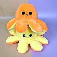 Thú Nhồi Bông Bạch Tuộc 2 Cảm Xúc Lông Mịn 3D Cao Cấp Nhiều Kích Thước Siêu Dễ Thương - 35cm thumbnail
