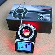 Máy theo dõi, phát hiện định vị camera quay màn hình LCD, mắt hồng ngoại ( Tặng kèm đèn pin mini bóp tay không sử dụng pin ) thumbnail