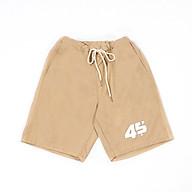 Quần Short Kaki Lưng Thun Co Giản Phản Quang Unisex Mềm Mịn 3 Màu Trẻ Trung Phong Cách Hàn Quốc - 45- Midori thumbnail
