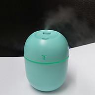 Máy tạo ẩm mini JS01 - có thể dùng khuếch tán tinh dầu thumbnail